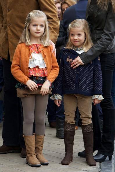 Bonus: Leonor et Sofia