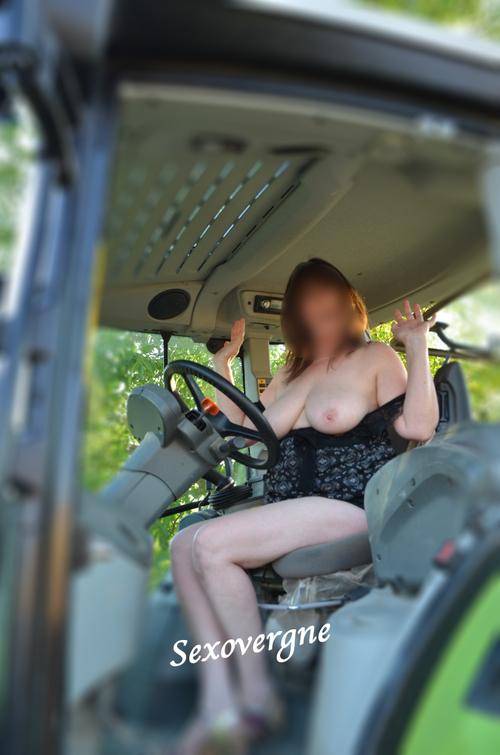 Le tracteur... épisode 2
