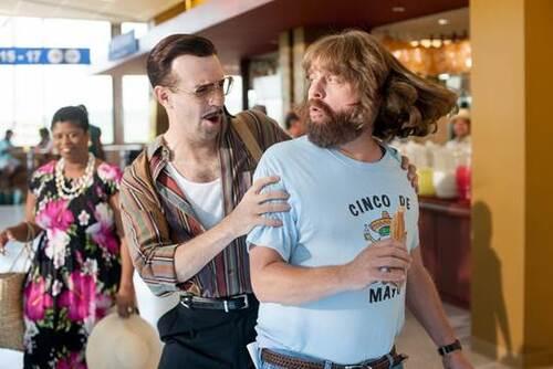 LES CERVEAUX, prochainement au cinéma ! Découvrez la bande-annonce de la comédie déjantée avec Zach Galifianakis et Owen Wilson !