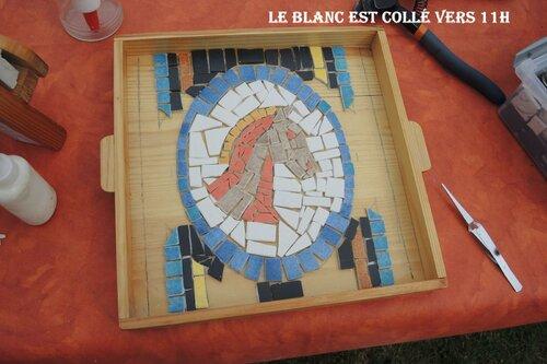 Le Troc de l'Art dans les jardins du Louvre Lens