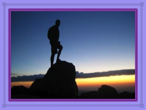 Votre attitude détermine votre altitude