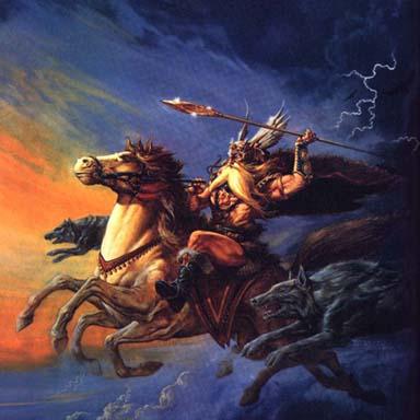 Odin, le chaud lapin