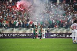 MCA-Dhofar Club 1-0 Azzi le buteur