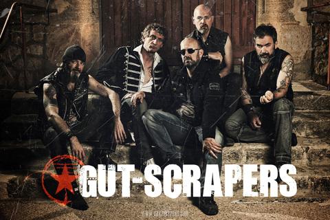 GUT-SCRAPERS - Les détails du nouvel album