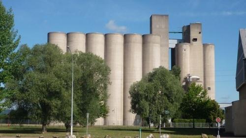 Ecluse et port de Metz (9 juillet 2011)