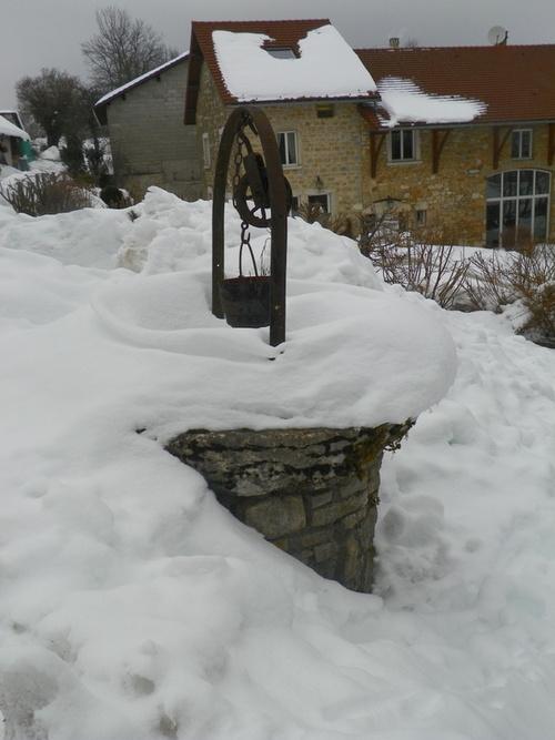 Le puits des chanoines de Saint-Ruf