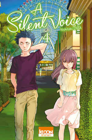 A silent voice vol.4 (manga)