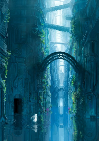 La cité abandonné