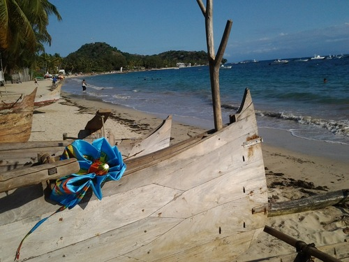 Nos ombrelles à Madagascar