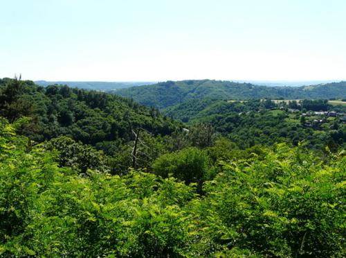 Corrèze - Palazinges