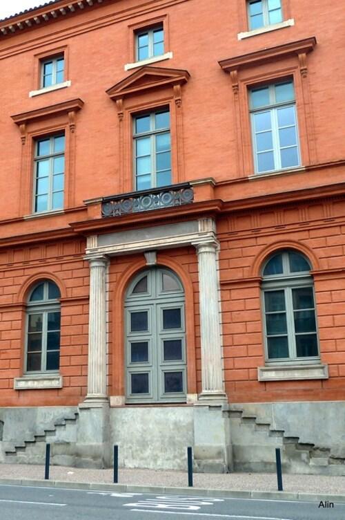 Toulouse : une façade