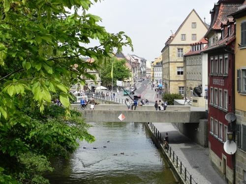 Bamberg en Allemagne (photos)