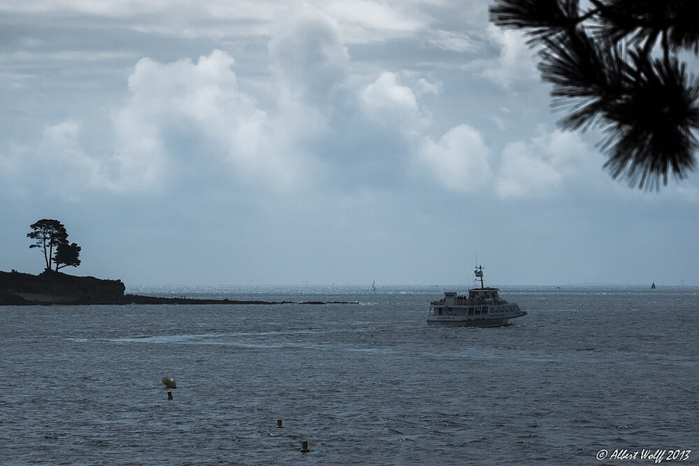 Bretagne - 2 août -2013 - Benodet
