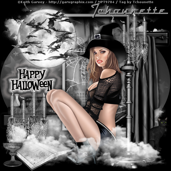 Keith Garvey - Happy Halloween