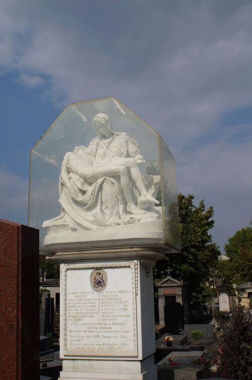 Le cimetière de Passy 2éme partie