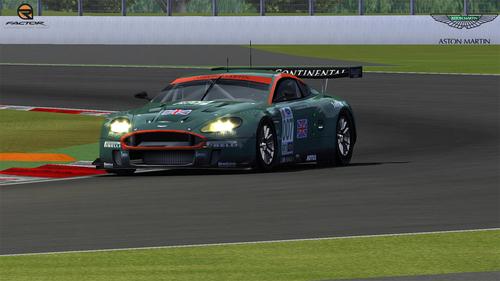 Aston Martin Racing Prodrive Aston Martin DBR9