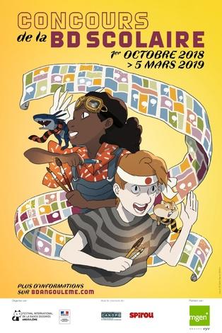 Concours BD scolaire (festival d'Angoulême)