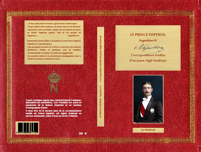 LE PRINCE IMPERIAL, CORRESPONDANCE INEDITE D'UN JEUNE AIGLE FOUDROYE, TOME II