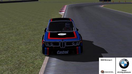 BMW 3.0 CSL Schnitzer