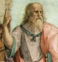 Platon, par Raphaël