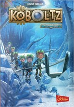 Les Koboltz tome 2- Mission Québec