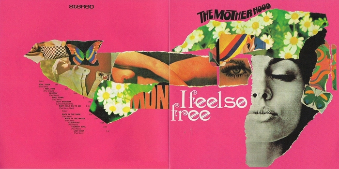 "The Motherhood : Album "" I Feel So Free "" United Artists Records UAS (6) 69173 I [ GE ]"