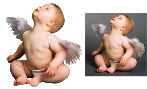 ange bébé