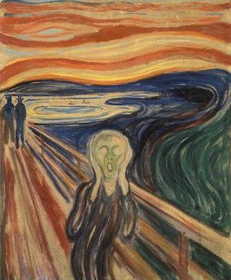 Peinture d'Edward Munch