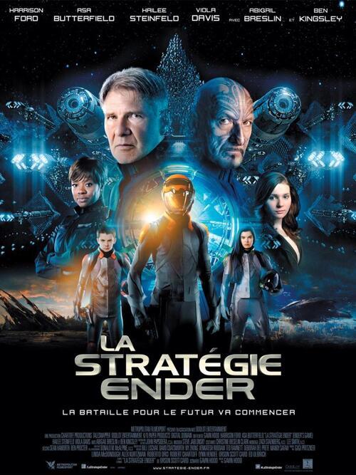 """Bonsoir a l'honneur : """" La stratégie Ender """""""