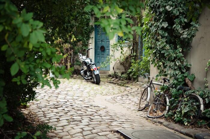 La Cité Durmar : trésor caché de la rue Oberkampf