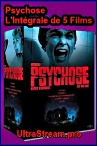 Psychose - L'Intégrale de 5 Films