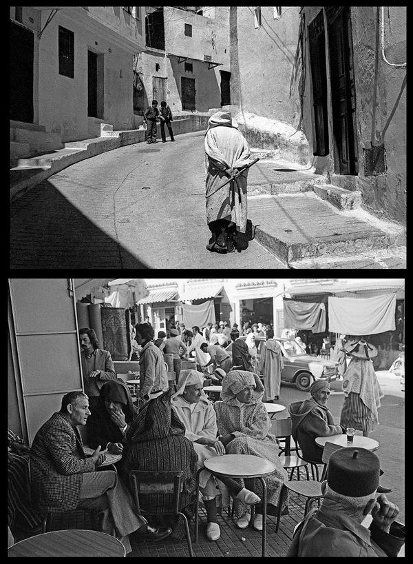 Le Maroc il y a 40 ans - Photographies d'Yvon Kervinio