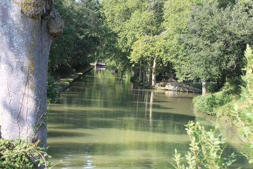 LE CANAL DU MIDI  (partage des eaux)