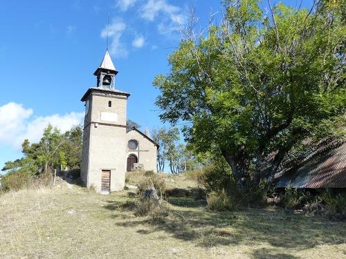 La Salette - 2 (St Jean-Montclar)
