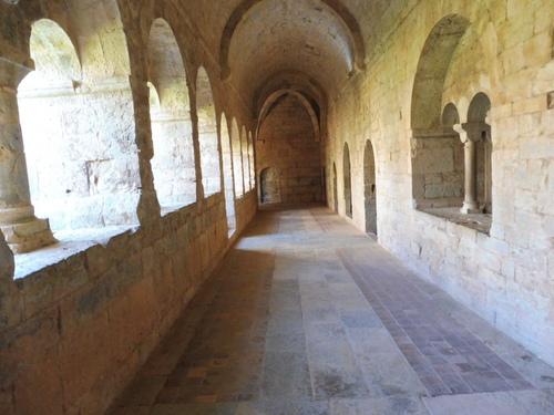 Visite de l'abbaye du Thoronet