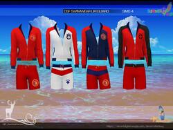 Lifeguard - Pose Pack