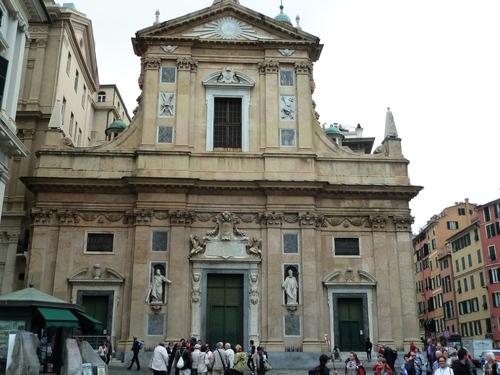 Jour 6: Gènes (Genova)