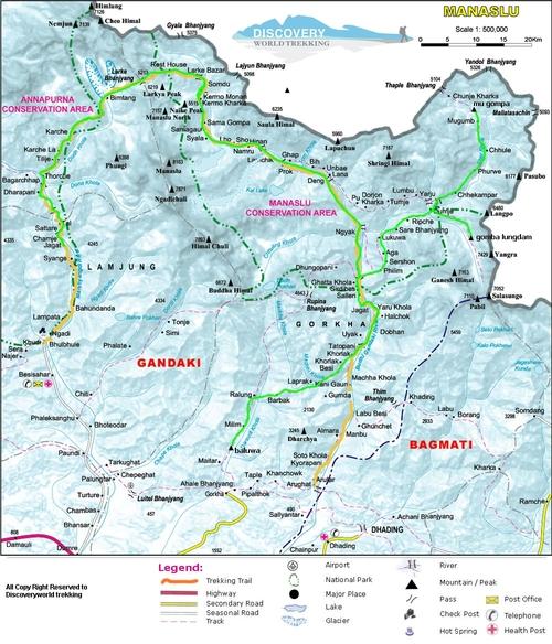 Nepal : le retour