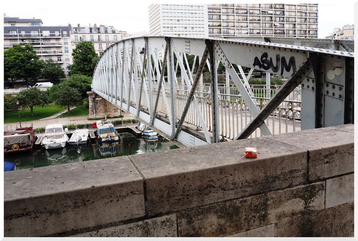Passerelle Mornay