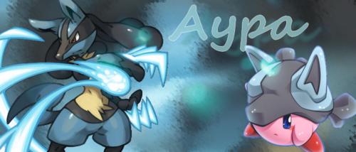 Joyeux anniversaire Aypa