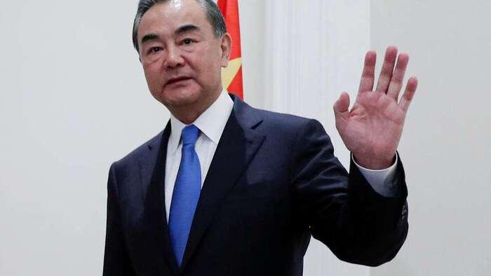À Paris, le chef de la diplomatie chinoise devrait jouer l'apaisement