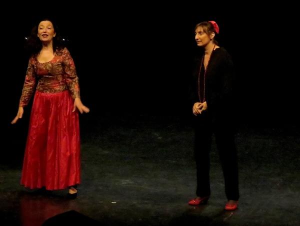 """""""Evocation Cocteau"""" un bien beau spectacle  au théâtre Gaston Bernard"""