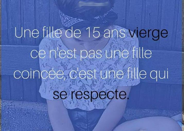"""[Société/Féminisme] """"Elle ne se respecte pas!"""""""