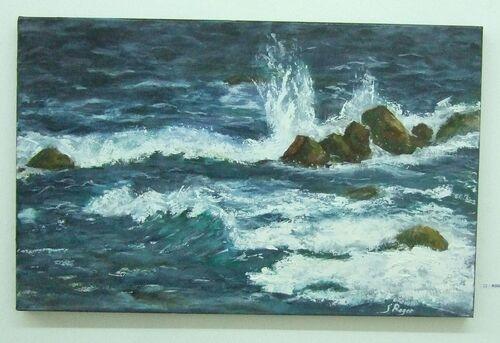 Le Clap surfe sur la vague- Encore une belle exposition