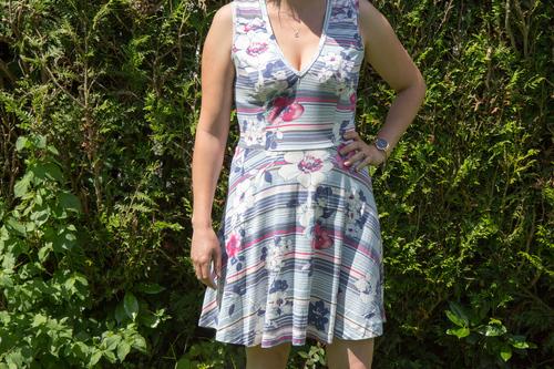 Mylène - Couture : Une 2ème robe Zéphyr