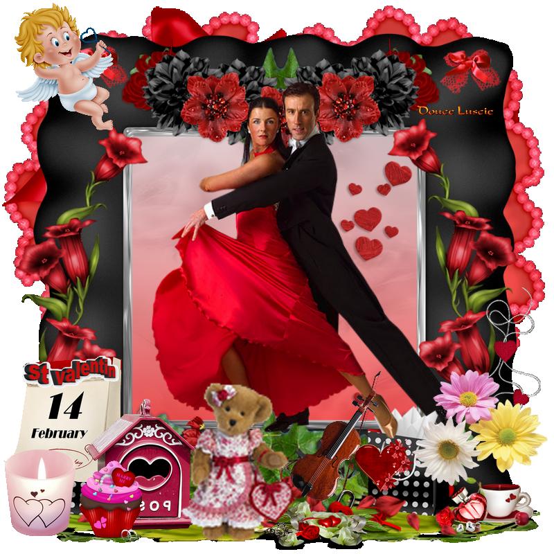 Défi St Valentin 2