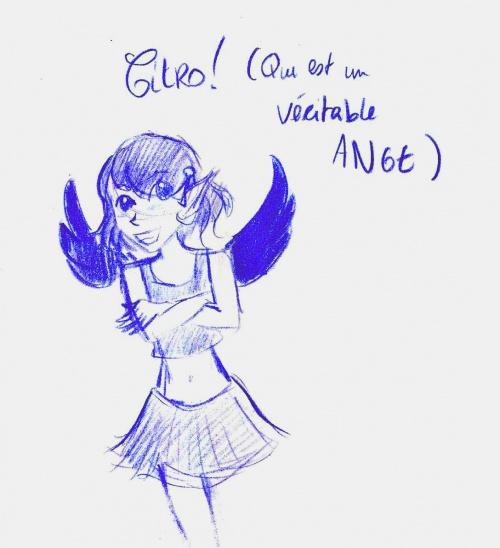 Nim : Citro bleue