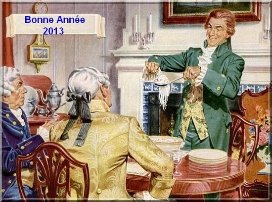 BONNE ANNE 2013