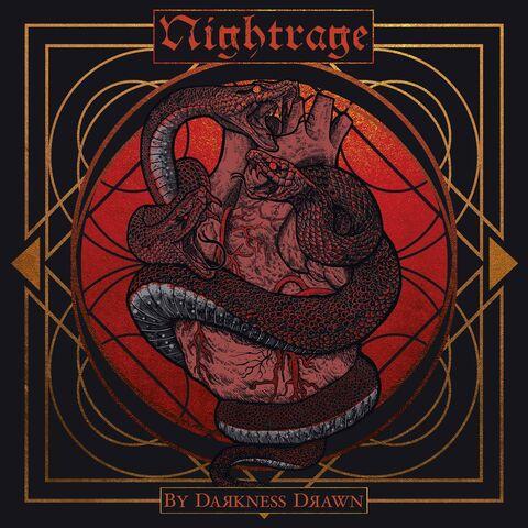 NIGHTRAGE - Détails et extrait du nouvel album Wolf To Man
