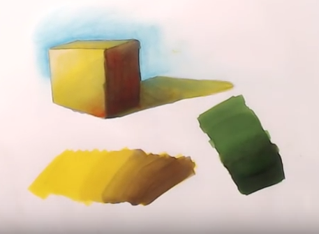 Dessin et peinture - vidéo 2589 : Comment utiliser les promarqueurs ? - dessin coloré.